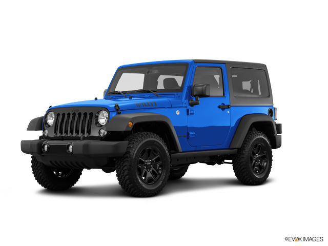 Used 2016 Jeep Wrangler in Dothan & Enterprise, AL