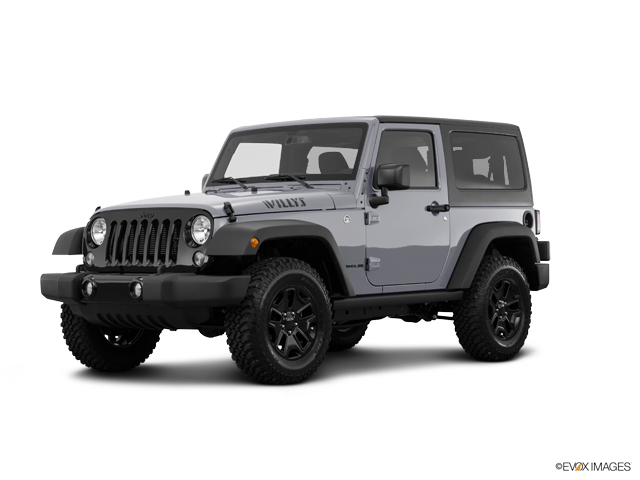 Used 2016 Jeep Wrangler in Arlington, TX