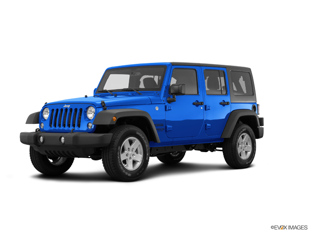 Used 2016 Jeep Wrangler Unlimited in Greenville, TX