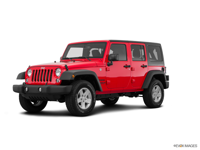 Used 2016 Jeep Wrangler Unlimited in Fort Morgan, CO