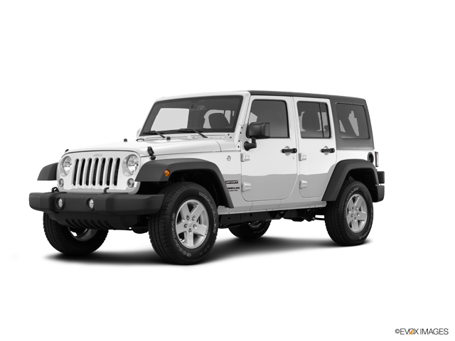 Used 2016 Jeep Wrangler Unlimited in Boerne, TX