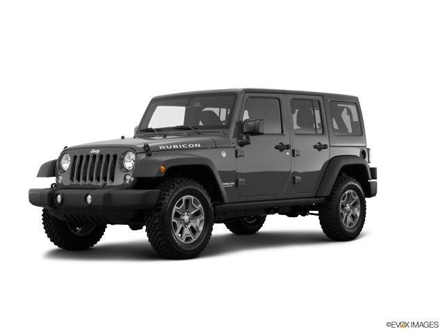 Used 2016 Jeep Wrangler Unlimited in Cape Girardeau, MO