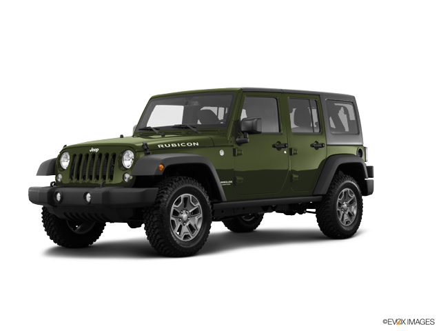 Used 2016 Jeep Wrangler Unlimited in Gadsden, AL