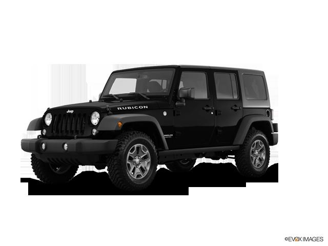 New 2016 Jeep Wrangler Unlimited in Orlando, FL