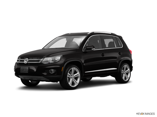 Used 2016 Volkswagen Tiguan in Honolulu, Pearl City, Waipahu, HI