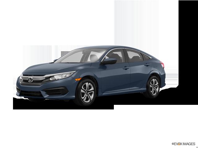 Used 2016 Honda Civic Sedan in Fairfield, CA