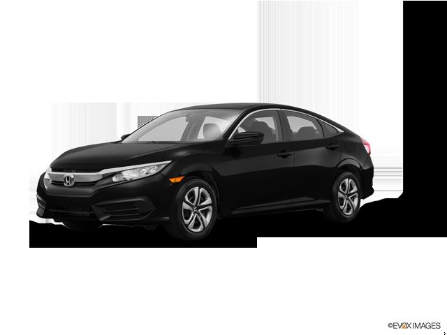 Used 2016 Honda Civic Sedan in Dallas, TX
