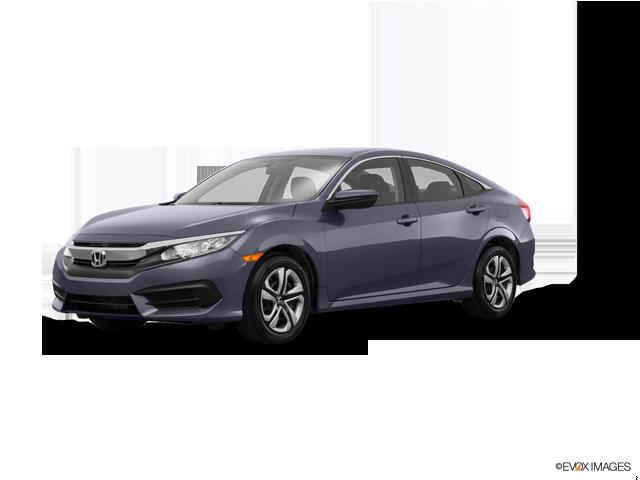 New 2016 Honda Civic Sedan in Cleveland, OH