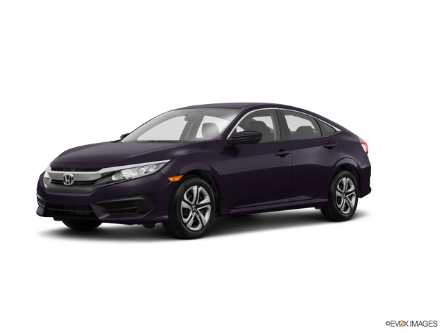 Used 2016 Honda Civic Sedan in Las Vegas, NV