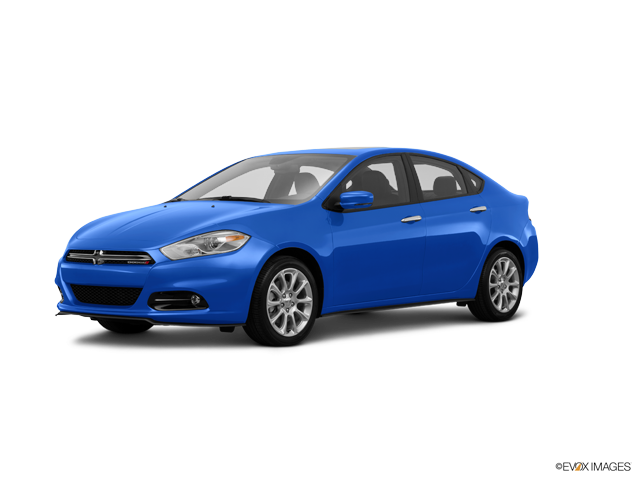 2016 Dodge Dart SXT Sport Sedan 4D
