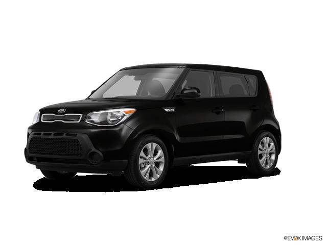 2016 Kia Soul + Hatchback