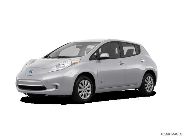 Used 2016 Nissan LEAF in San Jose, CA