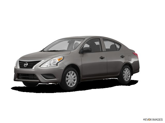 2016 Nissan Versa 1.6
