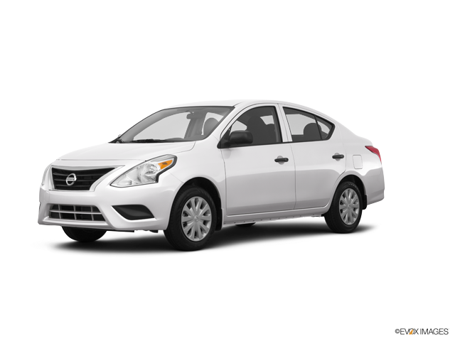 New 2016 Nissan Versa in Fairfield, CA