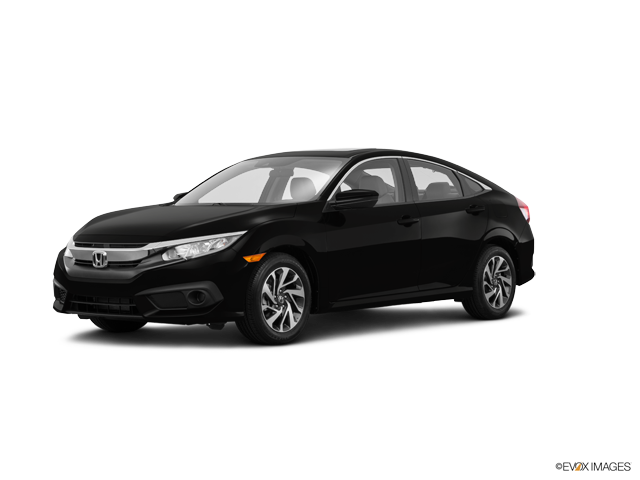 Used 2016 Honda Civic Sedan In Wilmington, NC