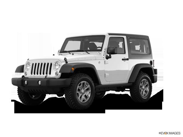Used 2016 Jeep Wrangler in Bastrop, TX