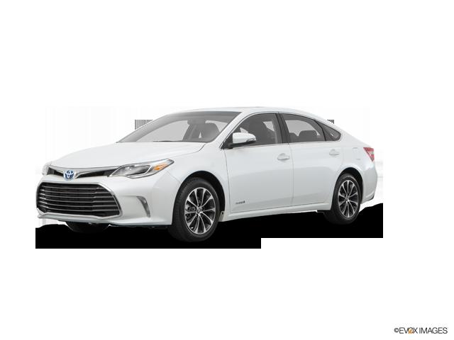 New 2016 Toyota Avalon Hybrid in Fairfield, CA