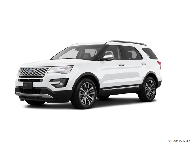 New 2016 Ford Explorer in Savannah, GA