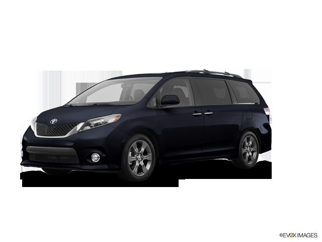 Used 2016 Toyota Sienna in Fairfield, Vallejo, & San Jose, CA
