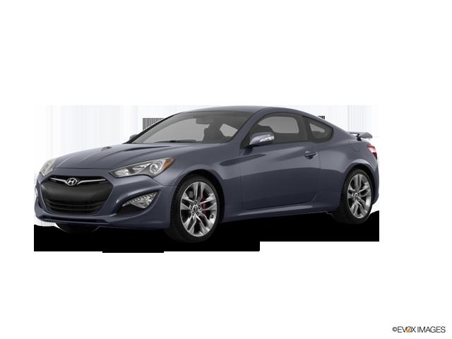 2016 Hyundai Genesis Coupe 3.8L Ultimate