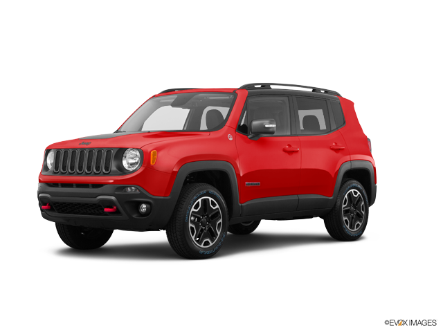Used 2016 Jeep Renegade in El Paso, TX