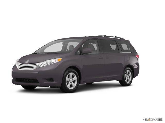 New 2016 Toyota Sienna in Monroe, LA