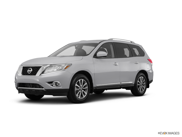 Used 2016 Nissan Pathfinder in Concord, NH