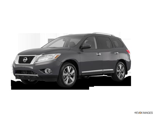 New 2016 Nissan Pathfinder in Vero Beach, FL