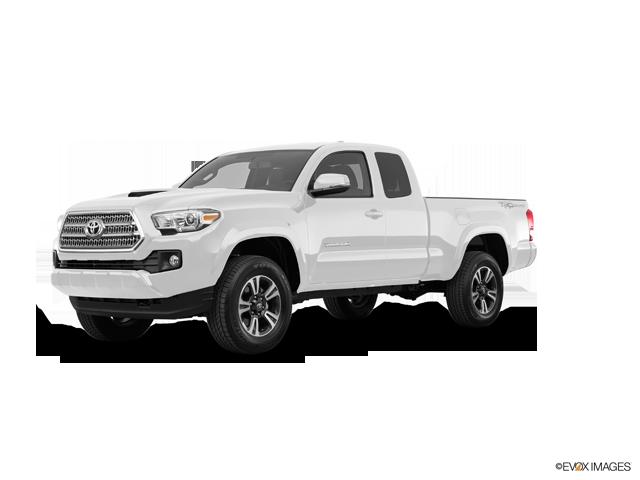 New 2016 Toyota Tacoma in Fairfield, Vallejo, & San Jose, CA