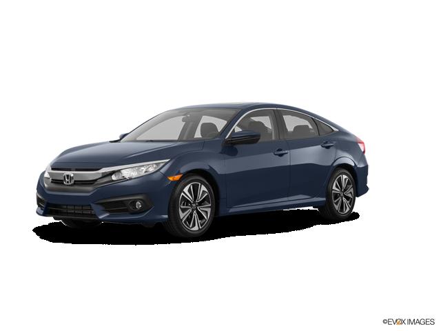 Used 2016 Honda Civic Sedan in Warrenville, SC