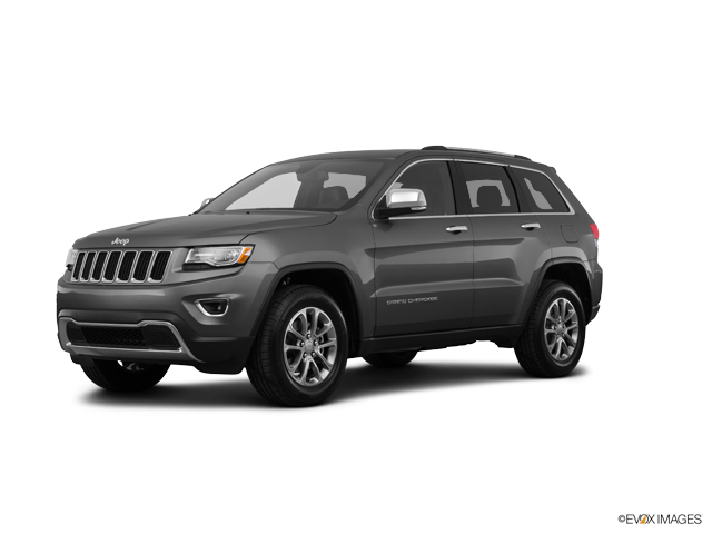 Used 2016 Jeep Grand Cherokee in Tulsa, OK