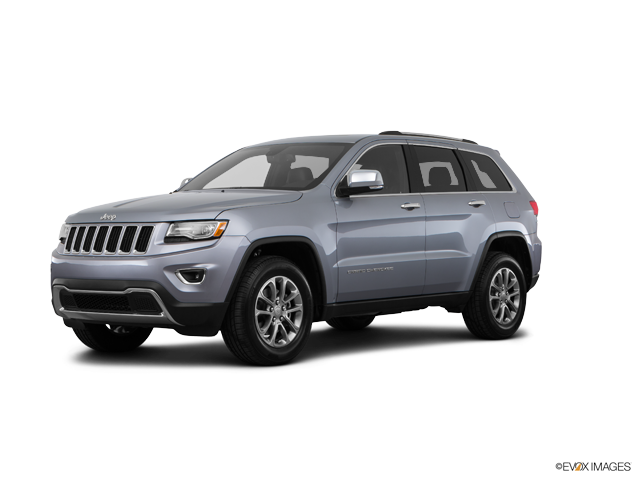2016 Jeep Grand Cherokee Limited-4x4-Nav-Sunroof-Ht/Cooled Seat-Ht Wheel
