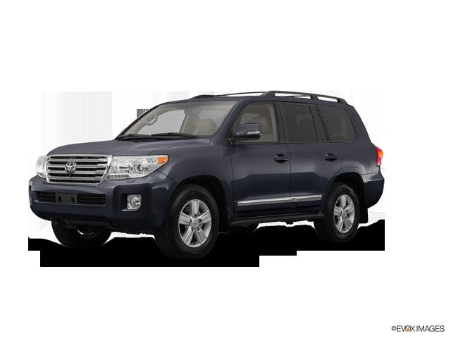 2016 Toyota Land Cruiser 4WD SUV V8