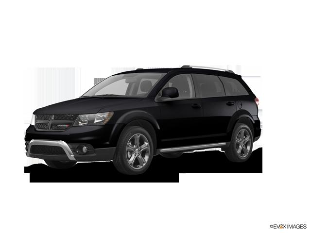 2016 Dodge Journey Crossroad Plus Sport Utility 4D