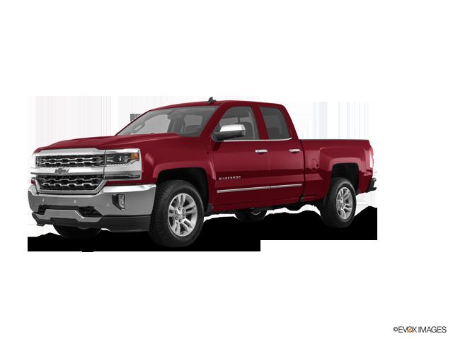 Used 2016 Chevrolet Silverado 1500 in Fort Payne, AL