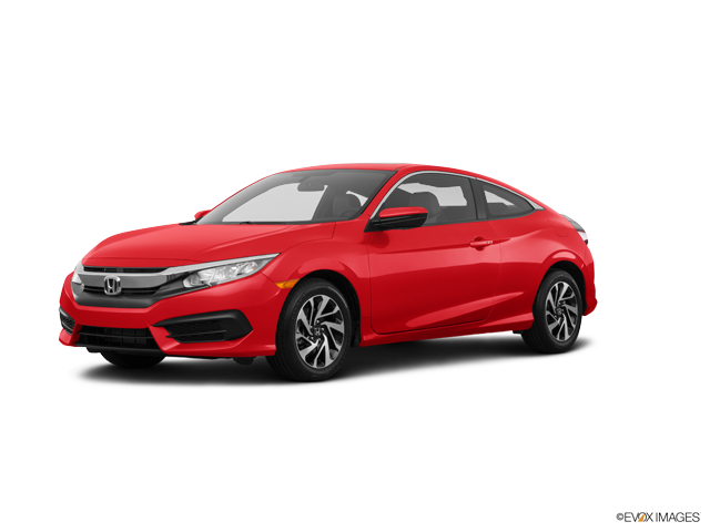 Used 2016 Honda Civic Coupe in Wilmington, NC