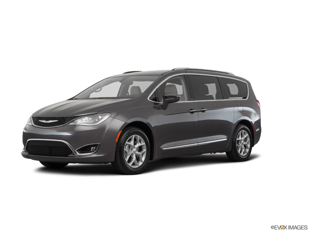 New 2017 Chrysler Pacifica in Fairfield, Vallejo, & San Jose, CA