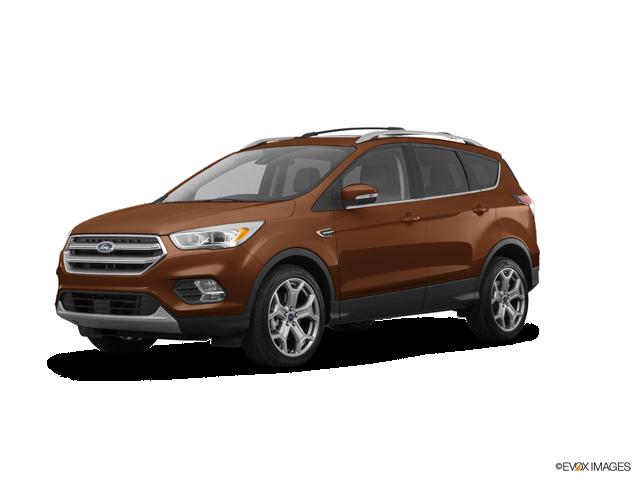 New 2017 Ford Escape in Barberton, OH