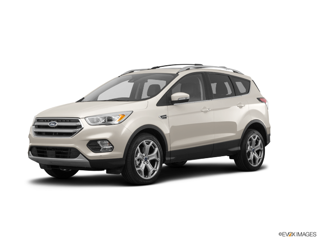 New 2017 Ford Escape in Dyersburg, TN