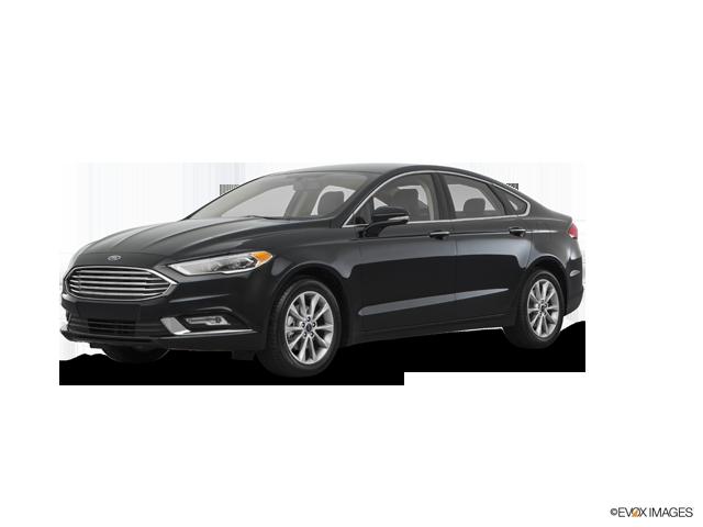 New 2017 Ford Fusion in Huntsville, AL