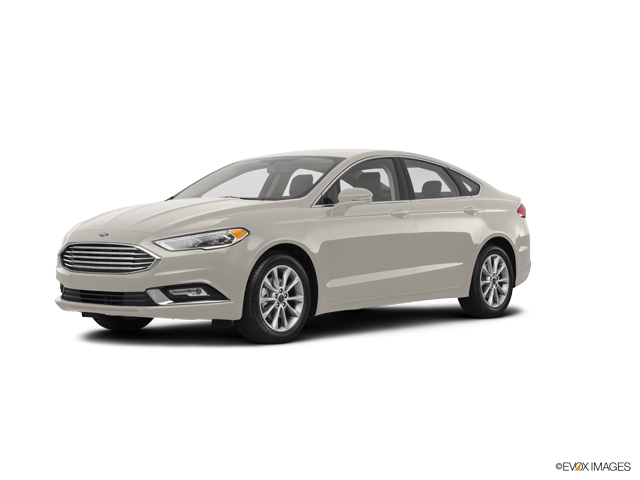 New 2017 Ford Fusion in Muskogee, OK