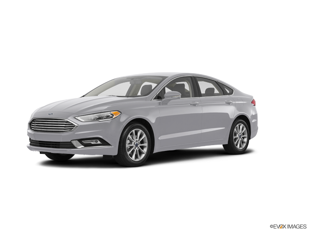 New 2017 Ford Fusion in Dyersburg, TN