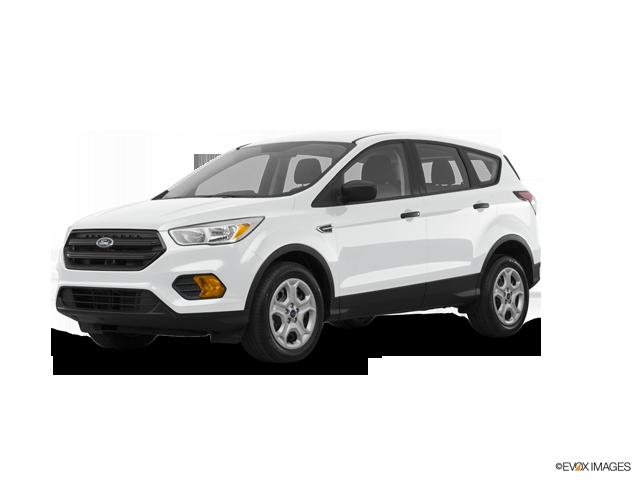 New 2017 Ford Escape in Savannah, GA