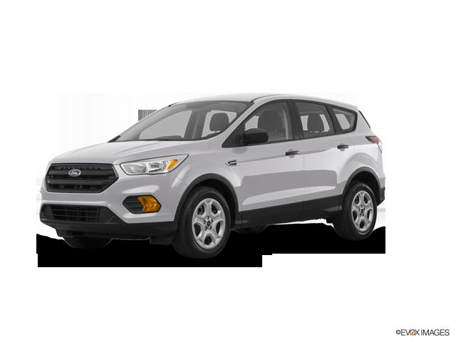 New 2017 Ford Escape in Terre Haute, IN