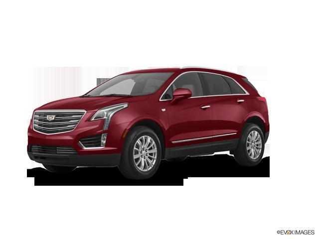 Used 2017 Cadillac XT5 in , SC