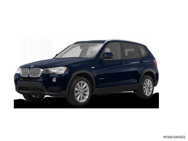 2017 BMW X3 sDrive28i 5UXWZ7C39H0V87596  Athens BMW Athens GA