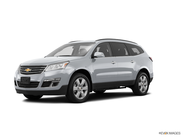Used 2017 Chevrolet Traverse in Johnson City, TN