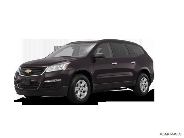 Used 2017 Chevrolet Traverse in Tulsa, OK