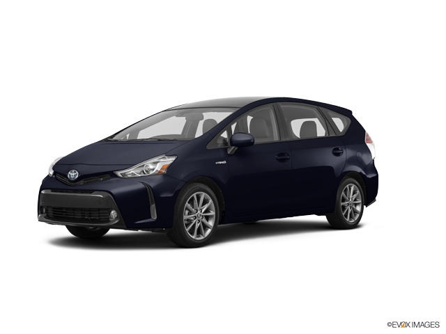 New 2017 Toyota Prius V in Berkeley, CA