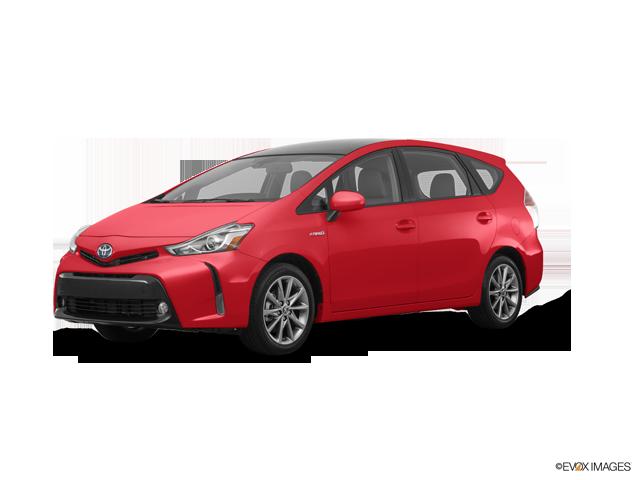 New 2017 Toyota Prius V in Fairfield, Vallejo, & San Jose, CA